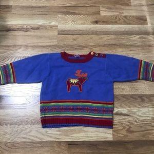 Hanna Anderson sweater